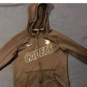 Nike hoodie women's M